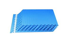 Foam Tile Flooring With Diamond Plate Texture by Amazon Com Spoga Foam Exercise Mat Eva With Interlocking Tiles