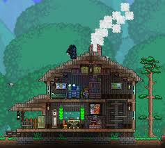 17 Best images about Terraria Base Inspiration on Pinterest Beach houses Glass fence and