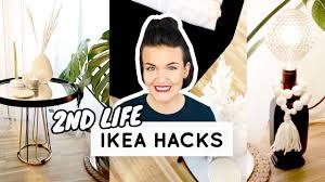 upcycling diy ideen ikea hacks für ein gemütliches