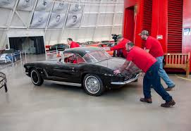 Corvette Museum Sinkhole Cars Lost by Corvette Museum Commemorates Sinkhole U0027s Third Anniversary With