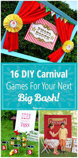 25+ Unique Carnival Games For Kids Ideas On Pinterest | Diy ... 25 Tutorials For A Diy Carnival The New Home Ec Games 231 Best Summer Images On Pinterest Look At The Hours Of Fun Your Box Could Provide With Game Top Theme Party Games For Your Kids Backyard Lollipop Tree Game Put Dot Sticks Some Manjus Eating Delights Carnival Themed Birthday Manav Turns 4 240 Ideas Dunk Tank Fun Summer Acvities Outdoor Parties And Best Scoo Doo Images Photo With How To Throw Martha Stewart Wedding Photography By Vince Carla Circus