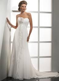 the lightweight chiffon wedding dress rikof com