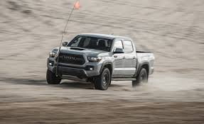 2017 Toyota Tacoma   Fuel Economy Review   Car And Driver Pickup Truck Best Buy Of 2018 Kelley Blue Book 2016 Toyota Tacoma Vs Tundra Chevy Silverado Real World Ford F150 In Class Towing Payload Capability Trucks For Towingwork Motor Trend Small Utility Trucks Best Truck Mpg Chec Digital Resigned 2019 Ram 1500 Gets Bigger And Lighter Consumer Reports Used Small 10 Diesel And Cars Power Magazine 66 Lovely With Good Mpg Dig Gas Mileage Carrrs Auto Portal