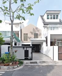 100 Terrace House In Singapore 1 At Medway Drive Contemporary