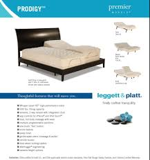 Leggett And Platt Martinique Headboard by Amazon Com Adjustables Prodigy Adjustable Bed Twin Kitchen U0026 Dining