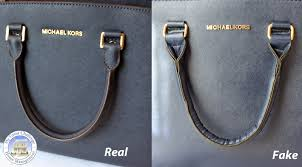 michael kors selma fake vs real comparison all about bags