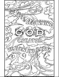 Superb Bible Coloring Pages With Free Printable And
