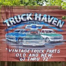 TRUCK HAVEN 67-72 CHEVY GMC C10 Truck Parts