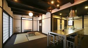 Japanese Zen Dining Kitchen Decor