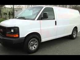 2009 GMC Savana 1500 AWD Cargo Van For Sale In East Windsor NJ