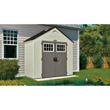 Suncast Resin Glidetop Outdoor Storage Shed Bms4900 by Suncast Sheds Kitsuperstore Com