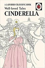 Amazon Well Loved Tales Cinderella A Ladybird Vintage Colouring Book 9780241289501 Books