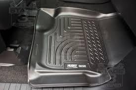 Weathertech Floor Mats 2015 F250 by 2015 2018 F150 Supercrew U0026 Supercab Husky Liners Weatherbeater