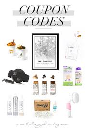 Ashley Terk Coupon Codes | Ashley Hodges