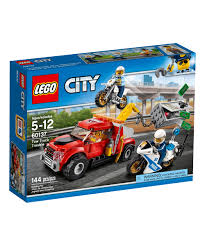 100 Lego City Tow Truck LEGO Police Trouble Zulily