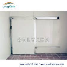 porte coulissante chambre froide porte à charnière pour chambre froide porte coulissante prix