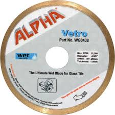 Best Glass Tile Nippers by Alpha Vetro Glass Diamond Blade Contractors Direct