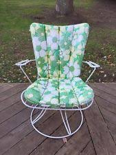 Vintage Homecrest Patio Furniture by American White Mid Century Modern Antique Chairs Ebay