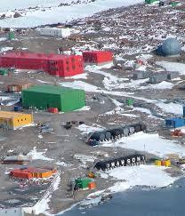 104 Antarctica House Buildings And Structures Australian Antarctic Program