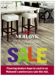 Mohawk Carpet Dealers by Mohawk Anniversary Event Supports Dealers Floorcoveringnews