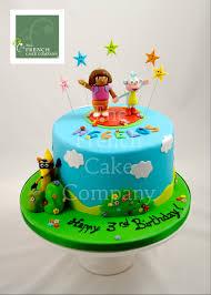 Dora The Explorer Kitchen Playset by Childrens Birthday Cake Gateau D U0027anniversaire Pour Enfants