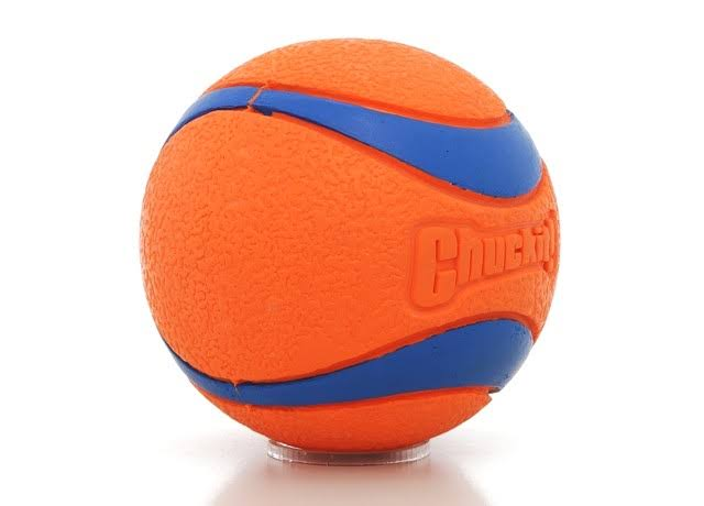 "Chuckit Durable Rubber Ultra Ball Dog Fetch Toy - 4"", XX-Large"