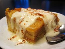 new orleans style bread pudding with whiskey sauce cajun creole