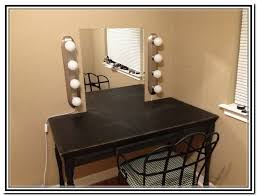 Vanity Table With Lighted Mirror Amazon by Vanity Mirror With Lights Amazon Home Design Ideas