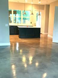 Wrapping Gifts Inspiration Concrete Floor Ideas Diy How To Paint And Stencil