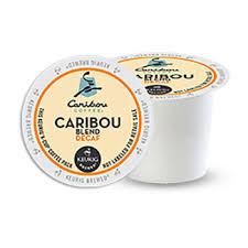 Caribou Blend DECAF K CupR