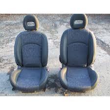 siege 206 s16 lot de deux sièges pour peugeot 206 type quicksilver slugauto
