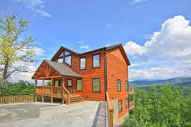 4 Bedroom Cabins In Pigeon Forge by Southern Sunrise A Pigeon Forge Cabin Rental