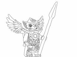 Free Lego Chima Coloring Pages