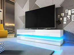 details zu tv lowboard fotera tv tisch wohnzimmer modern stil hängeschrank tv schrank m24