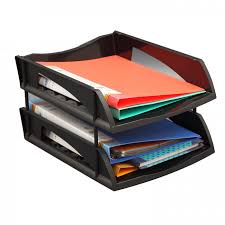 Daily Desk File Sorter Oxford by Solo Stationery International Office Accessories Stationery
