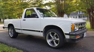100 Craigslist Richmond Va Cars And Trucks At 8500 Is This LT1Powered 1993 Chevy S10 A Pickup With