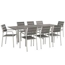 Shore 9 Piece Outdoor Patio Aluminum Outdoor Dining Set Alinum Alloy Outdoor Portable Camping Pnic Bbq Folding Table Chair Stool Set Cast Cats002 Rectangular Temper Glass Buy Tableoutdoor Tablealinum Product On Alibacom 235 Square Metal With 2 Black Slat Stack Chairs Table Set From Chairs Carousell Best Choice Products Patio Bistro W Attached Ice Bucket Copper Finish Chelsea Oval Ding Of 7 Details About Largo 5 Piece Us 3544 35 Offoutdoor Foldable Fishing 4 Glenn Teak Wood Extendable And Bk418 420 Cafe And Restaurant Chairrestaurant