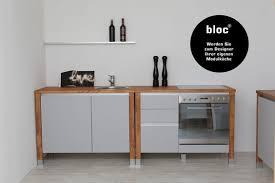 modulküchen bloc küchenmodule arbeitsplatte buche massiv