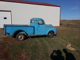 Farm Find 1953 Dodge 5 Window Pickup Vintage For Sale 1953 Dodge Pickup For Sale 77796 Mcg Rare Military Fire Rescue M56 R2 D100 Berlin Motors Ram 1916418 Hemmings Motor News Alfred State Students Raising Funds To Run 53 Daily Classic Spotlight The Coronet Used Truck Wheels Sale B Series Trucks Genuine Rare Modest 1945 Halfton Article William Horton Photography Auctions Owls Head Transportation Museum