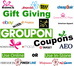 Promotion Gift Code For Groupon - To Shop Online