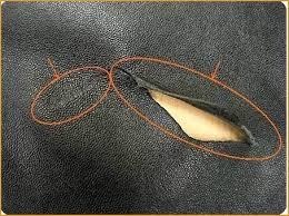r parer un canap en cuir d chir réparer canapé cuir déchiré meilleurs choix canape cuir dechire
