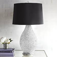Pier 1 Pineapple Floor Lamp pier one imports table lamps with iron rings lamp 1 and 12 2257273