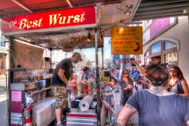 The Best Wurst Austin Eats Food Tours On Rezgo 10 Best Trucks In Cond Nast Traveler Blog_austin_food_tours_01 6th Street Texas A Of Truck Design Restaurants Retail 5 Unusual Concepts You May Not Have Thought Possible Named City America Magazine Luxury 252 Images On Pinterest Big Fat Greek Gyros Oto Taco New Cars And Austins That Adventurer The Peached Tortilla Roaming Hunger Pecos Tacos