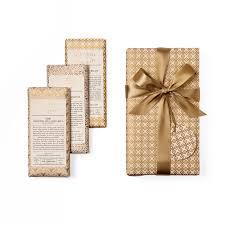 Wrapped ThreeBar Gift Set