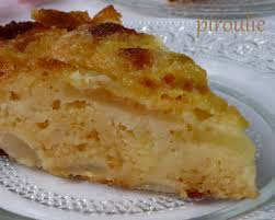 gâteau moelleux et fondant aux pommes facile et rapide à faire