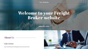 Freight Broker Website Templates | GoDaddy Freight Broker Agent Software Youtube Uerstanding Cargo Insurance Loopholes Refrigerated Trucking Five Major Mistakes Of Less Than Truckload Ltl Shipping Ltx 5 Things You Dont Know About Renewing Your Bond Six Questions To Ask In Your Search For A Freight Broker That Best Cerfications And Memberships Pdq Dr Dispatch Easy Use Brokerage Amazon Begins Act As Its Own Transport Topics Quickbooks Website Templates Godaddy How Become 13 Steps With Pictures Wikihow 10 Owning Brokeragent Business