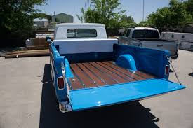 100 61 Chevy Truck Using Ipe On A Pickup Restoration TimberTown