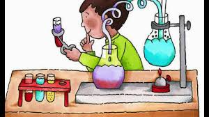 science experiment clipart