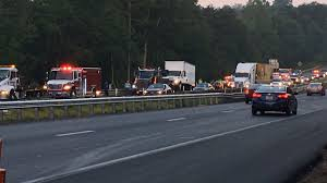 ROAD CLOSURE: Eastbound I-40 In Burke County Closed After Car Ran ... Semi Truck Rest Area Stock Photos Stops Near Me Trucker Path Stop How Parking Has Changed In Light Of The Eld Mandate State Police Vesgating Msages At Truck Stops From Potential Killer I 40 Best Image Kusaboshicom Road Closure Eastbound I40 Burke County Closed After Car Ran The 10 Us Mental Floss