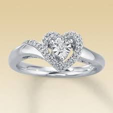 Beautiful Promise Ring From Kay